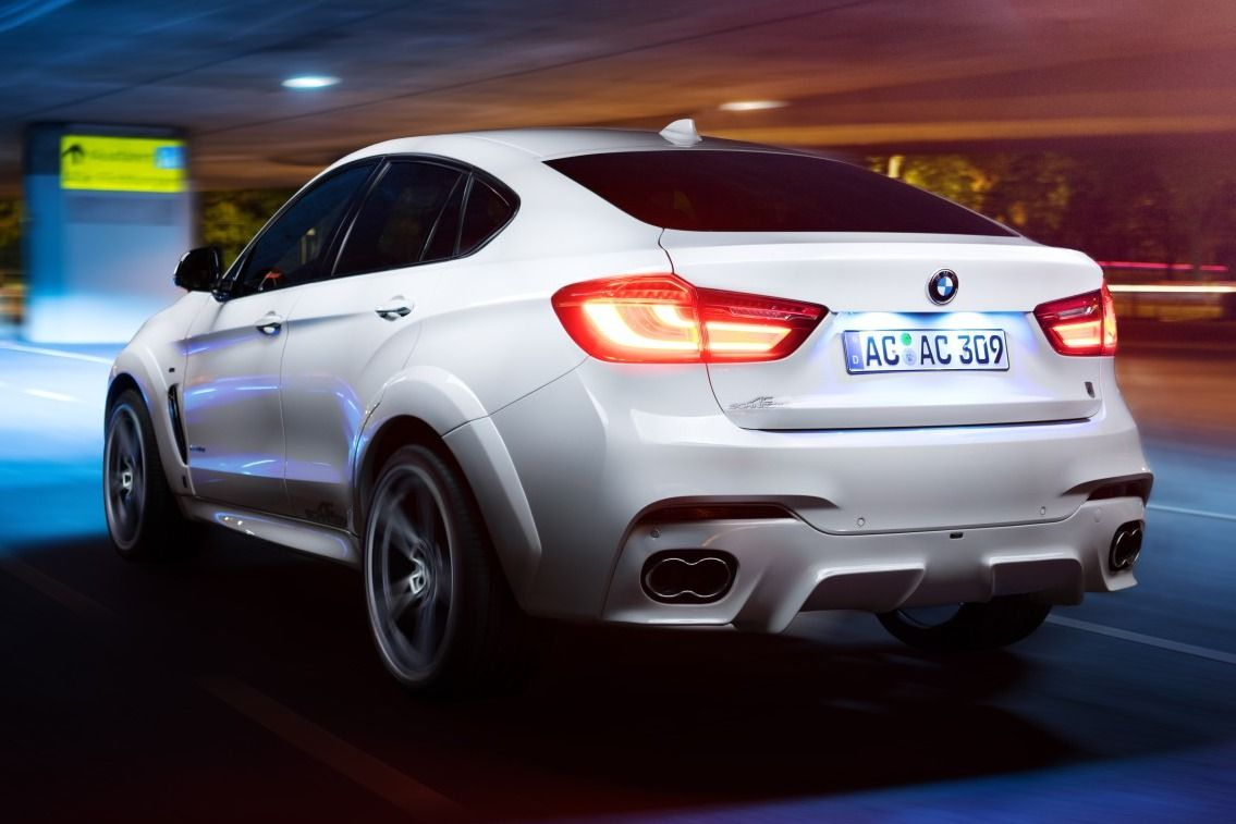 Falcon Wide Arch Kit For Bmw X6m F86